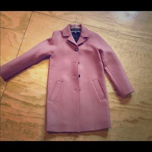 COS wool car coat